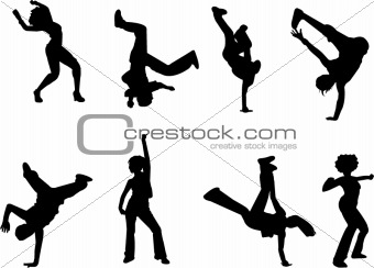 hiphop breakdance