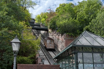Image of Budapest Funicular from Crestock Stock Photos