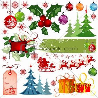 christmas stock vectors