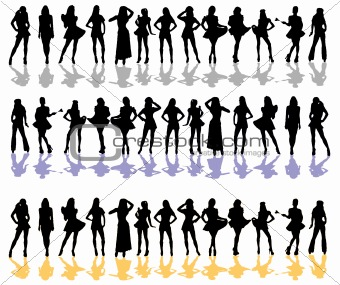 Black+woman+silhouette+clip+art