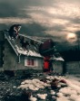 Photoshop Tutorial: Apocalyptic Christmas Card