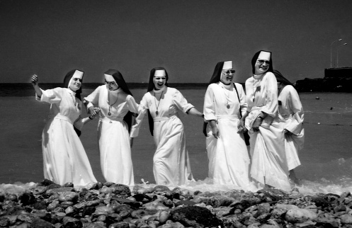 Nuns Joy by lindita