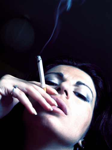 Smoking by BOOJOO