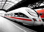 German High-Speed Train