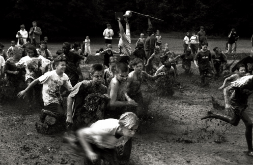 Mud run by cjbreil