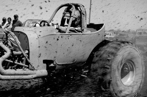 Mud Blaster by torridence