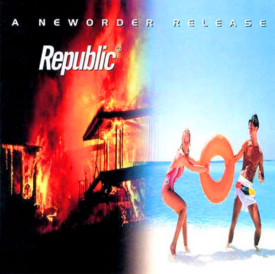 The cover of the Republic album