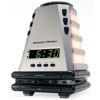 Peaceful progression alarm clock