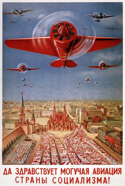 Long live the mighty aviation of the socialism country