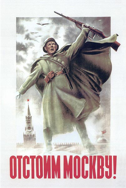 Defend Moscow!