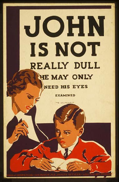 US War Propaganda Poster. 17. This poster, printed between 1936 and 1937,
