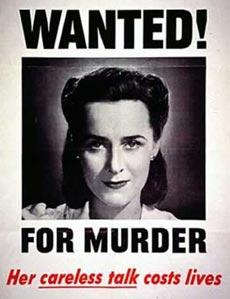 US War Propaganda Poster