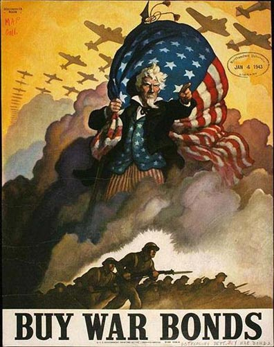 second world war propaganda posters. US War Propaganda Poster Mike