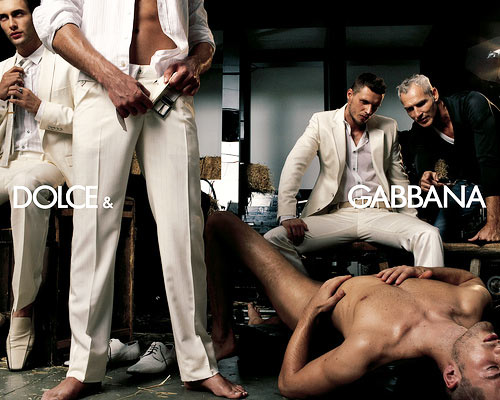 Dolce and Gabbana strikes
