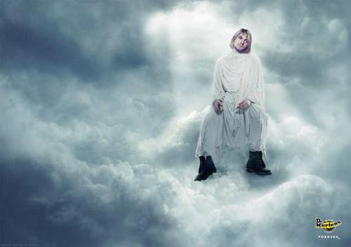 Dr Martens forever Cobain
