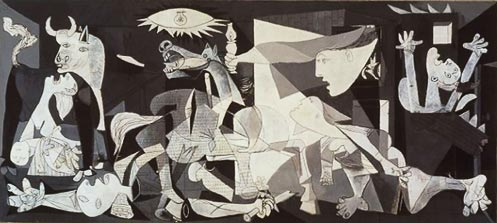 Picasso Guernica