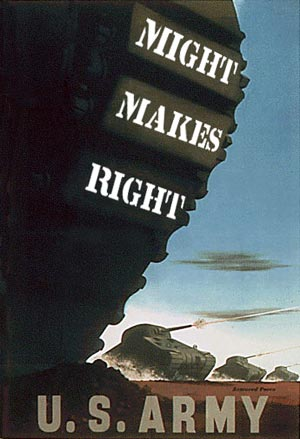 might-makes-right