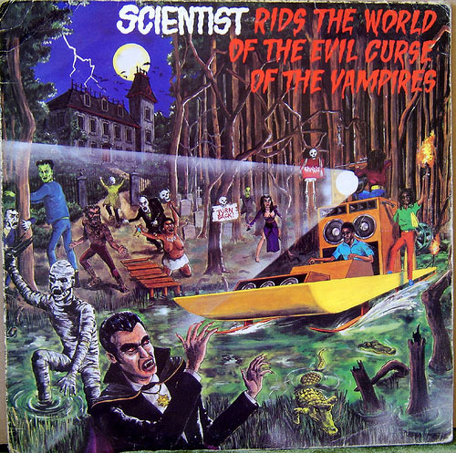Scientist vampires