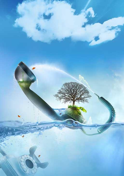 Ecosystem #9: Telefantasy